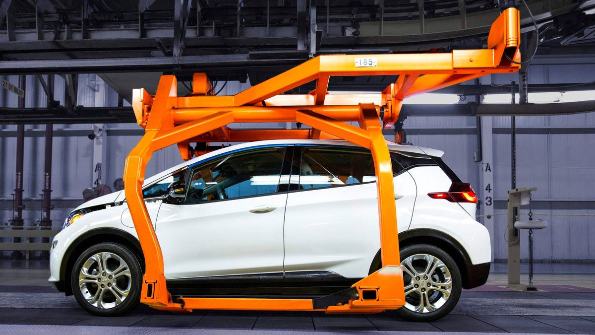 NHTSA Issues Chevy Bolt Spontaneous Combustion Warning