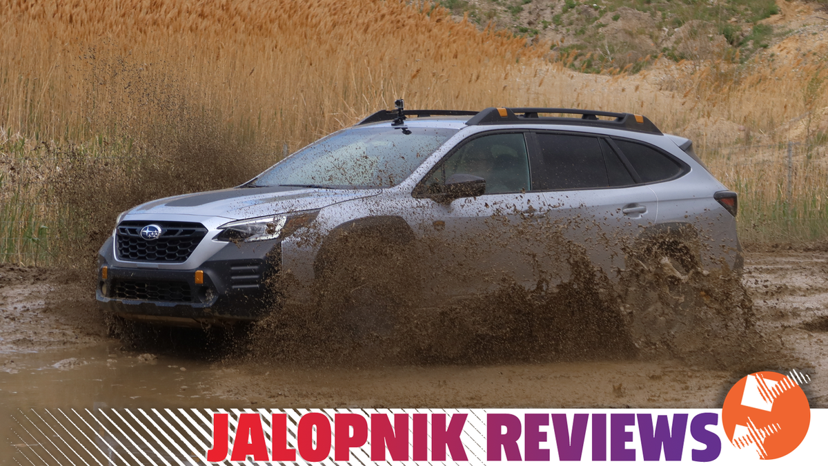 The 2022 Subaru Outback Wilderness Is A Compromise That Americans Will Gladly Make