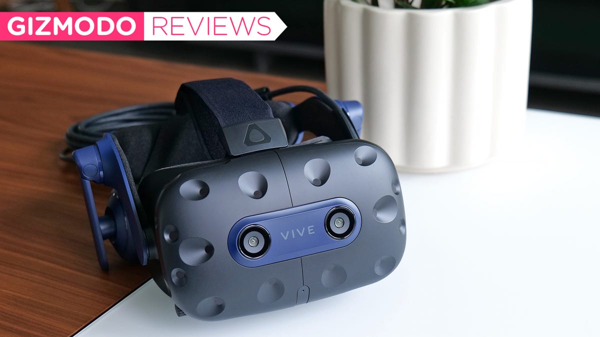 The Vive Pro 2 Is the Best VR Headset You Can Buy, but It'll Cost You