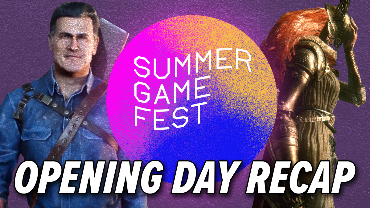 The Biggest Summer Game Fest Announcements In Six Minutes