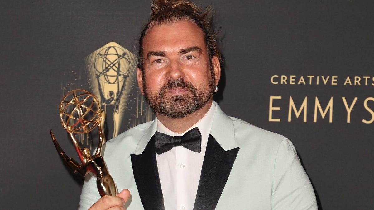 R.I.P. Marc Pilcher, Emmy-winning hair and makeup designer for Bridgerton