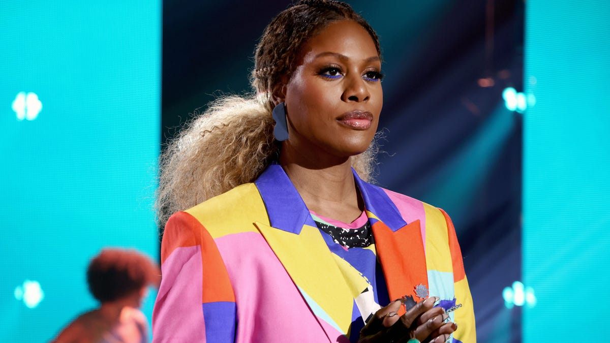 Universal Can't Seem to Stop Hiring Male Actors to Dub Laverne Cox's Voice