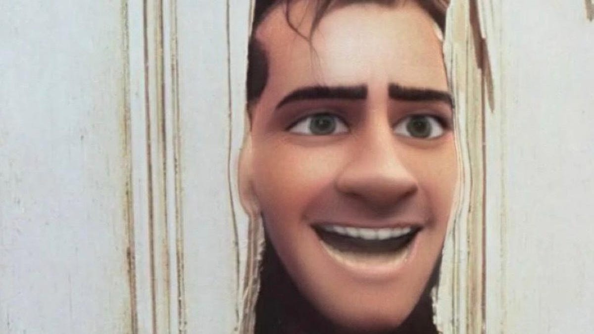 If Pixar Made The Shining, It Would Still Freak Me Out