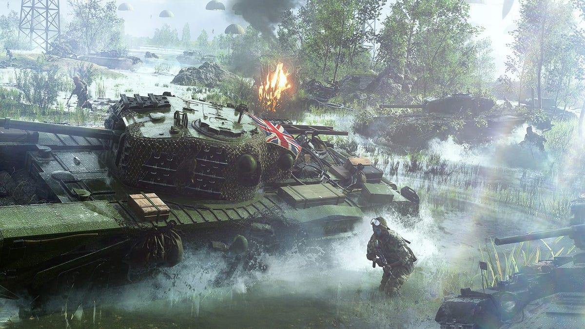 EA Hires Call Of Duty Boss To Lead Battlefield Team, Weebit Gamer , weebitgamer.com