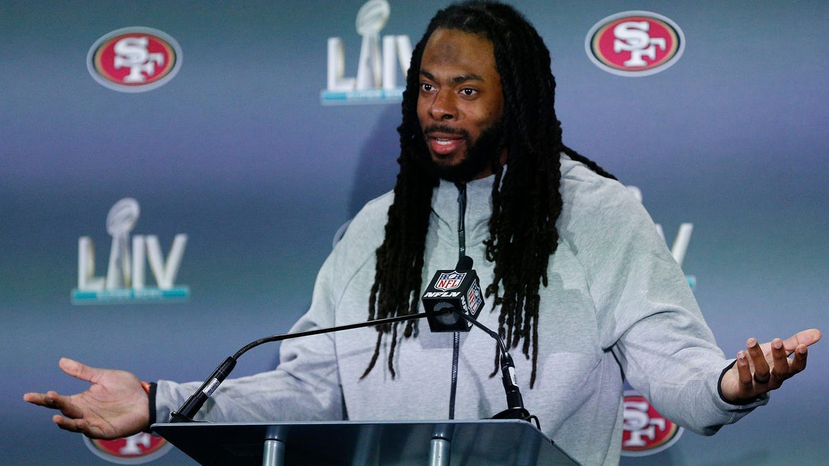 Richard Sherman wants to rekindle love affair with Seahawks after repeatedly backhanding them