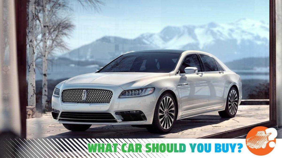 Ich brauche ein großes amerikanisches Familienauto! Was soll ich kaufen?€