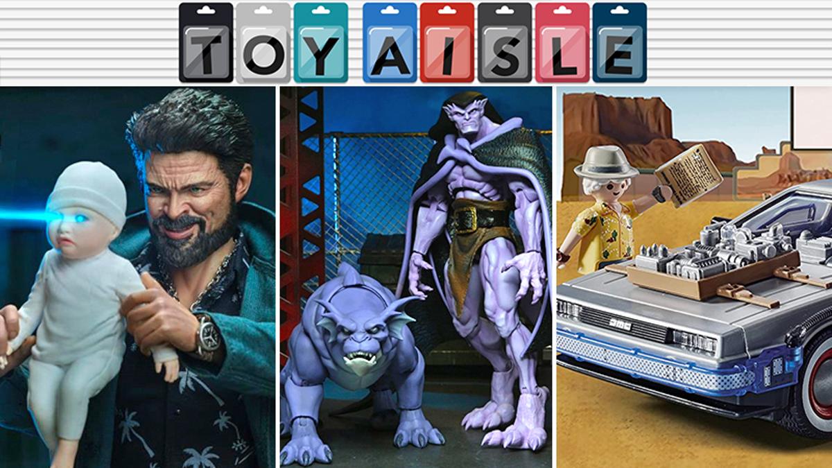 This Week's Toy News Has Killer Babies, Killer Doggos, and a Killer Ride