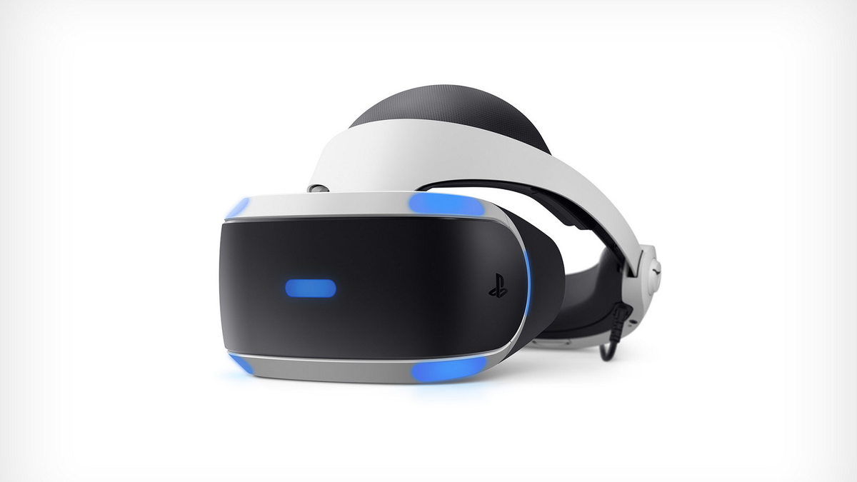 Report: Sony Releasing New VR Headset In 2022