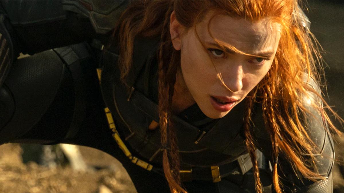 Black Widow's Scarlett Johansson Suing Disney Over Streaming Release