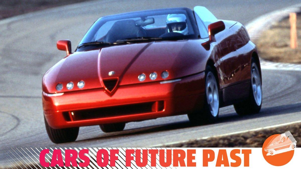 Der Alfa Romeo 164 Protèo Concept war das fehlende Glied zwischen SZ und GTV€