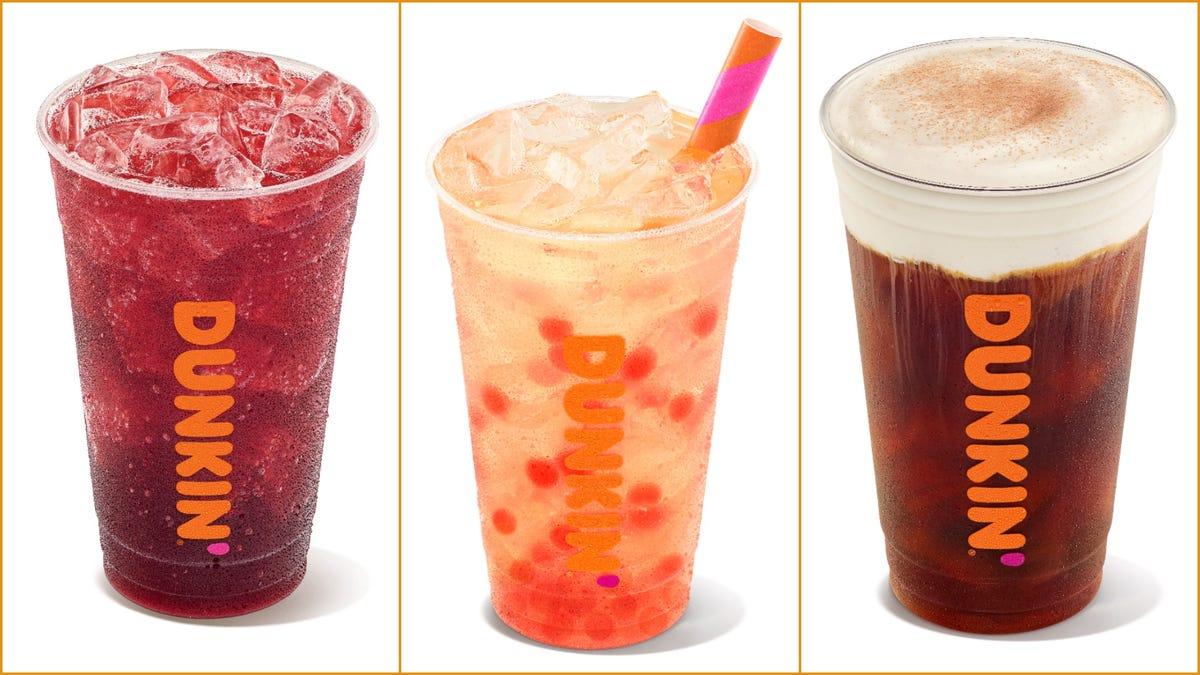 Dunkin' debuts summer menu, tests kombucha in select markets