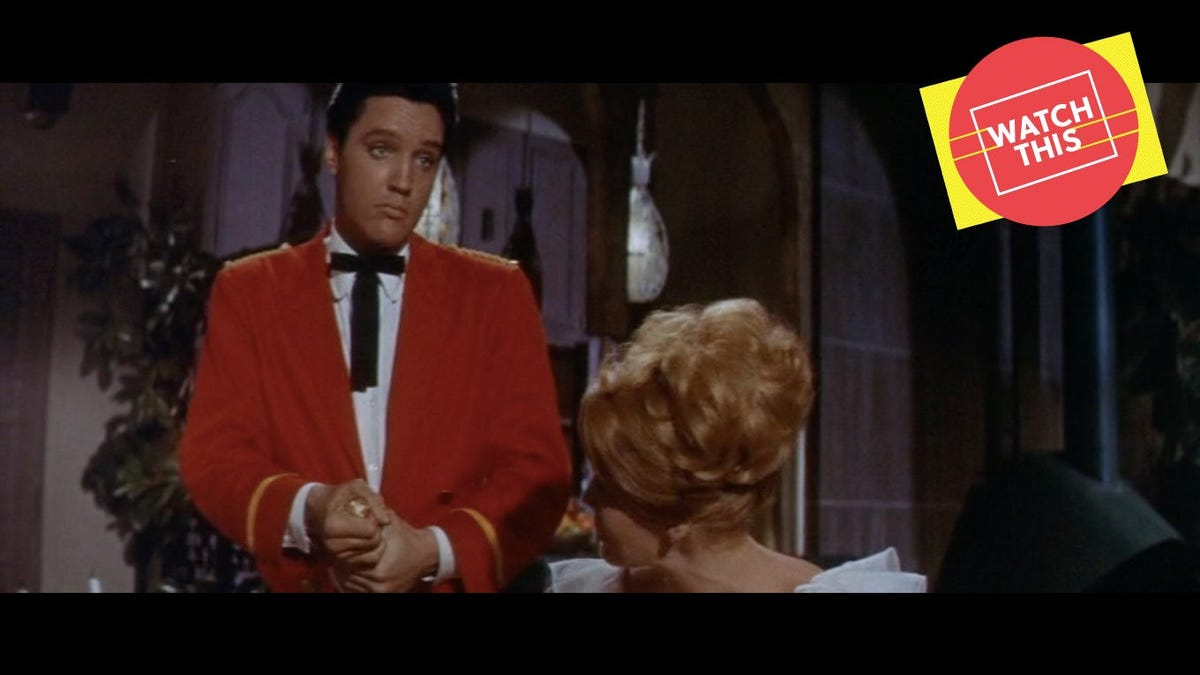 One of the best Elvis movies is a smokin' hot salute to Vegas flash