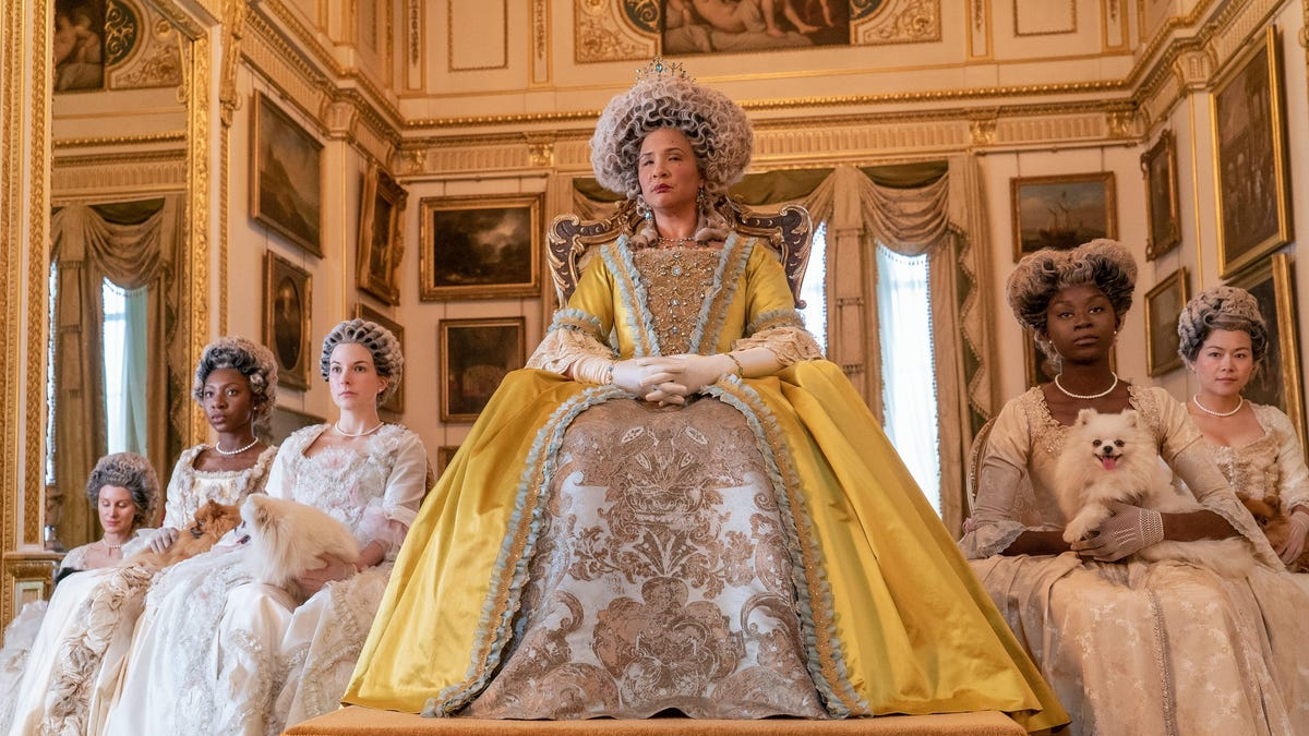 Bridgerton is getting a prequel spinoff about Queen Charlotte