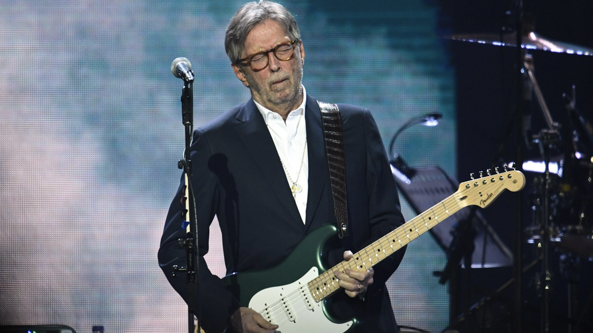 Eric Clapton still spreading COVID conspiracies and misinformation