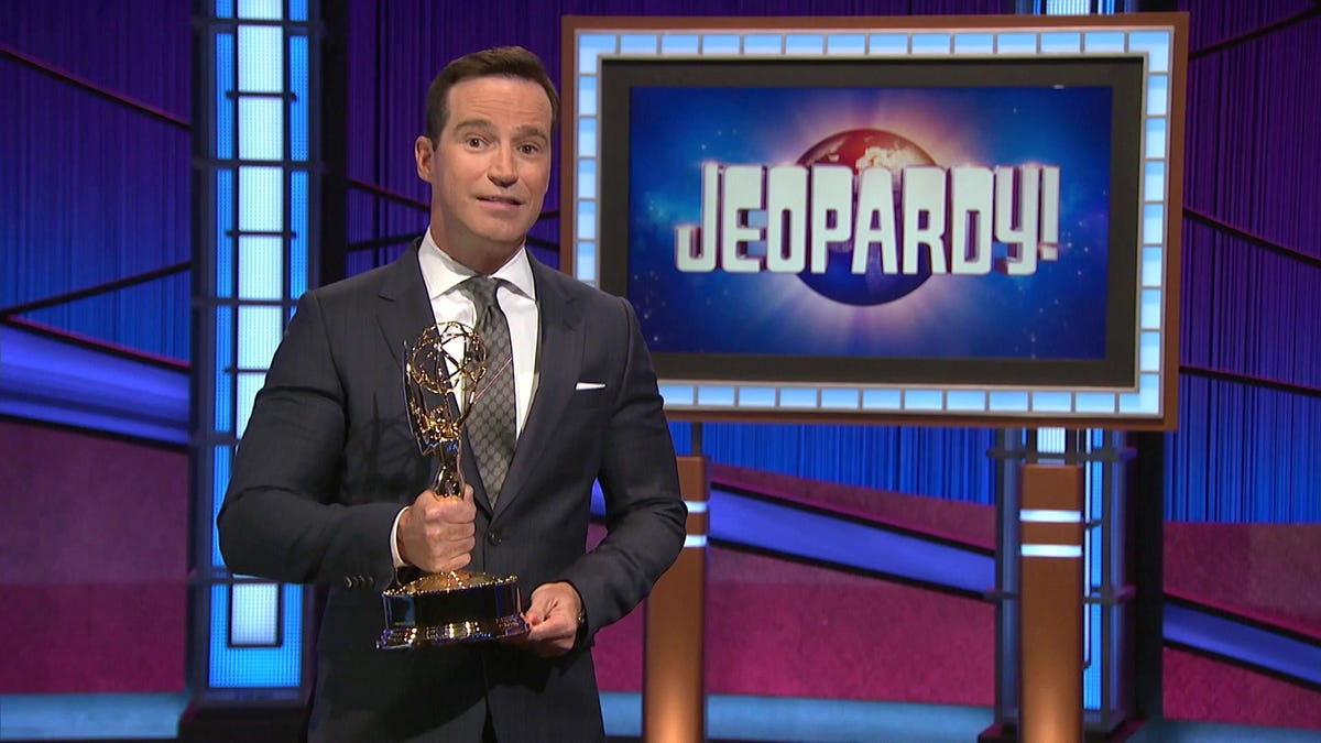 Jeopardy! reportedly going with this guy, we guess
