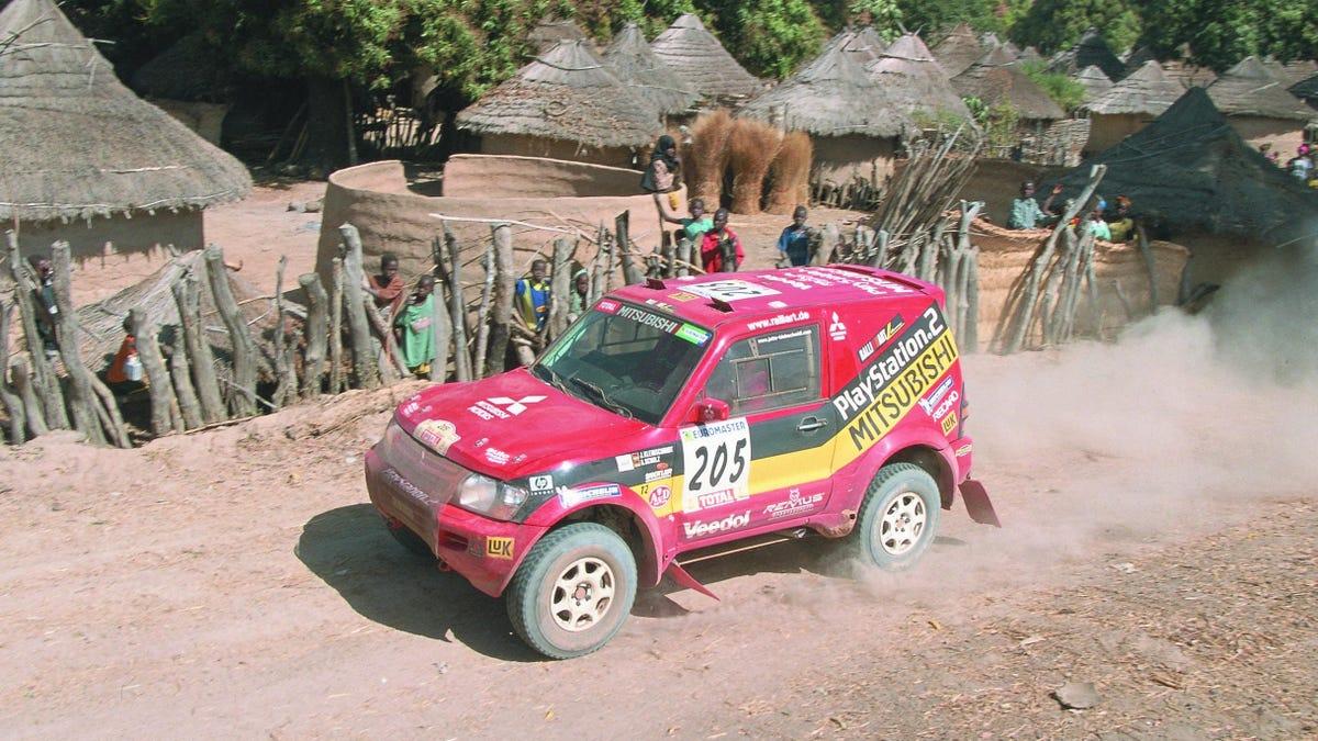 Mitsubishi will bei der Rebelle-Rallye 2021 an seine glorreichen Dakar-Tage anknüpfen