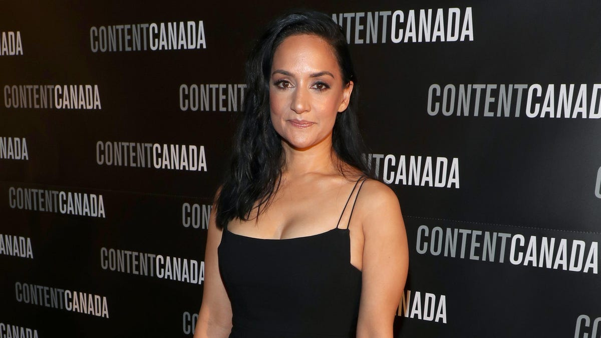 Archie Panjabi's Talking About That Scene From The Good Wife!!!!!