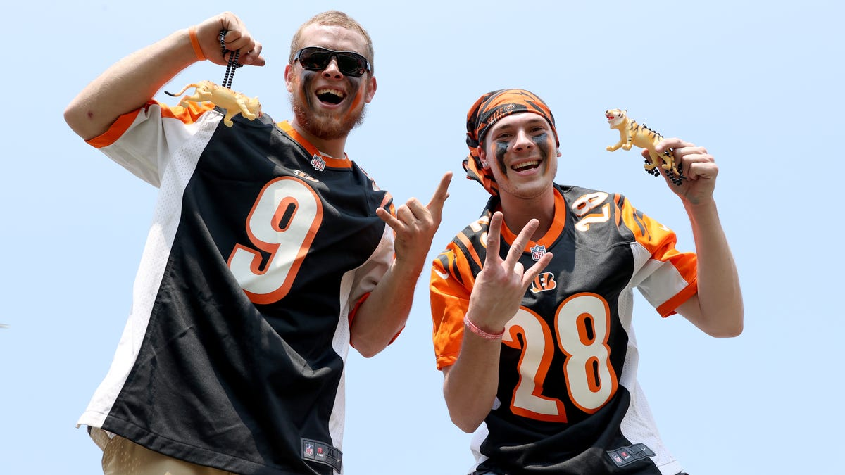 Hey, sorry Bengals fans