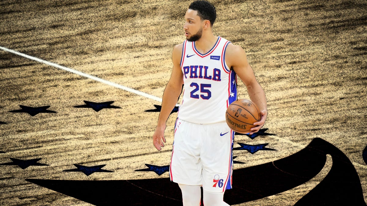 It doesn't matter what we think if Ben Simmons' teammates are done with him