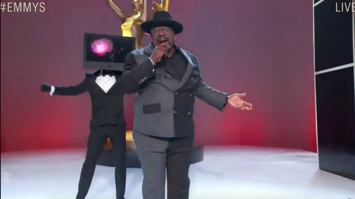 Here's the Emmys opening musical number for your personal embarrassment