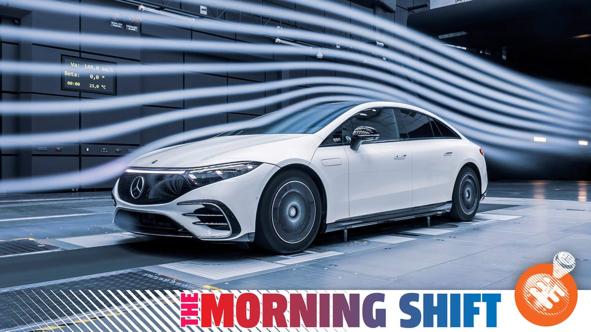 Mercedes Is Fast Tracking Its EV Plans