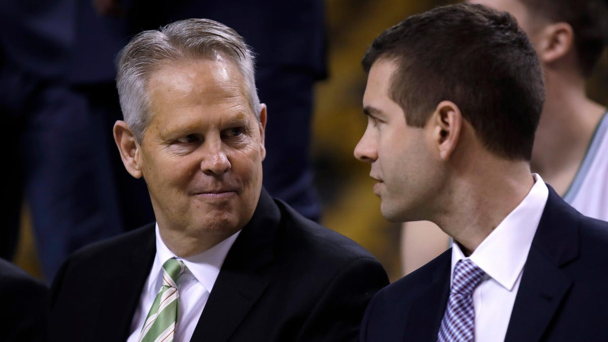 Danny Ainge and Brad Stevens are done — Boston should hire a Black coach – they do well there