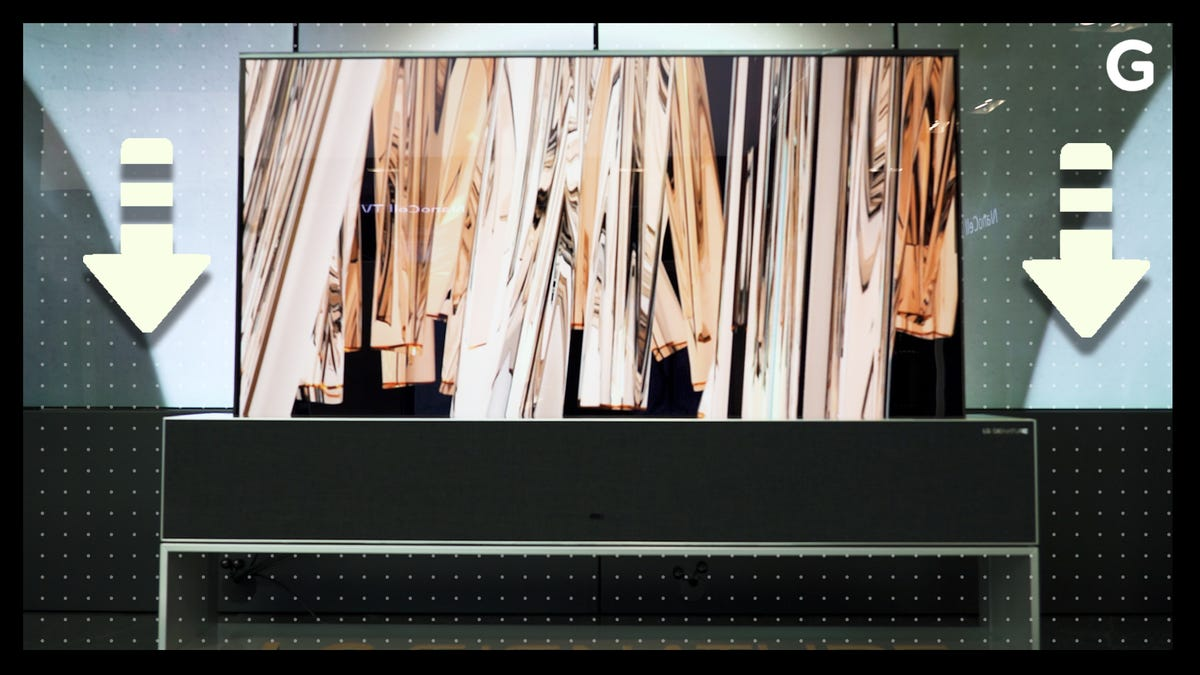 LG's $100,000 Rollable TV Is So Slick, It Hurts thumbnail