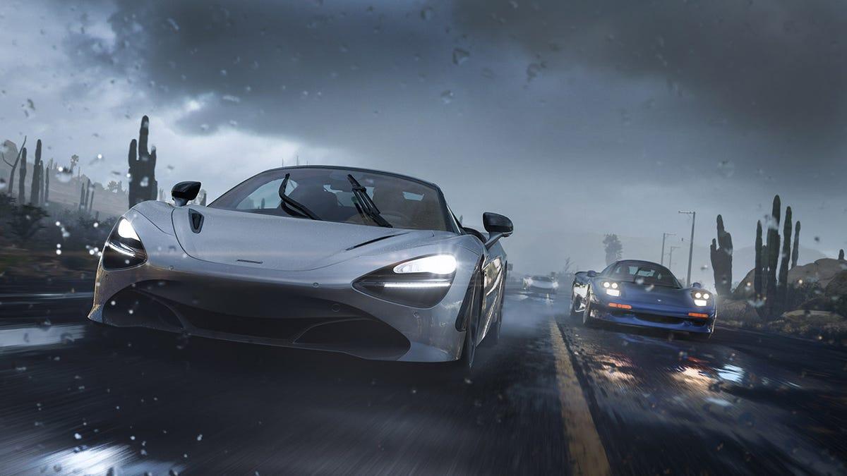 Die offene Welt von Forza Horizon 5 ist 1,5x größer als die des letzten Spiels und viel abwechslungsreicher