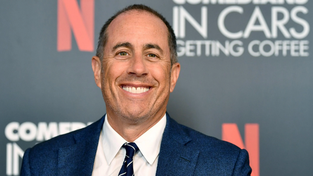 Of course, Jerry Seinfeld will star in and direct a movie about the origins of the Pop-Tart