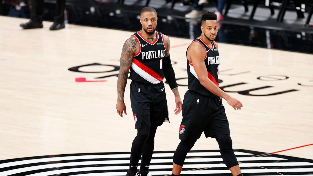 Hear me out: Great as he is, it may be time for Blazers to move CJ McCollum