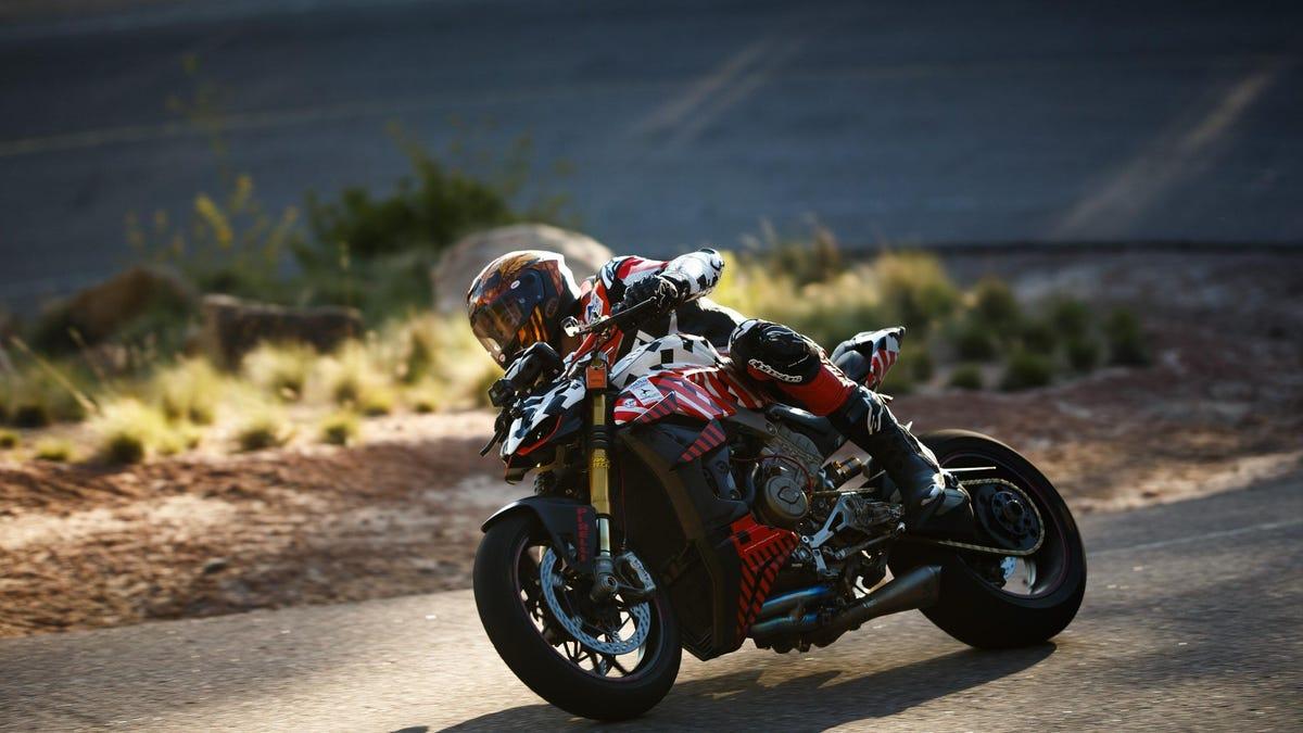 Motorräder werden nie wieder am Pikes Peak fahren
