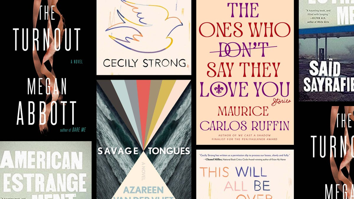 5 new books to read in August: Megan Abbott, Maurice Carlos Ruffin, and more