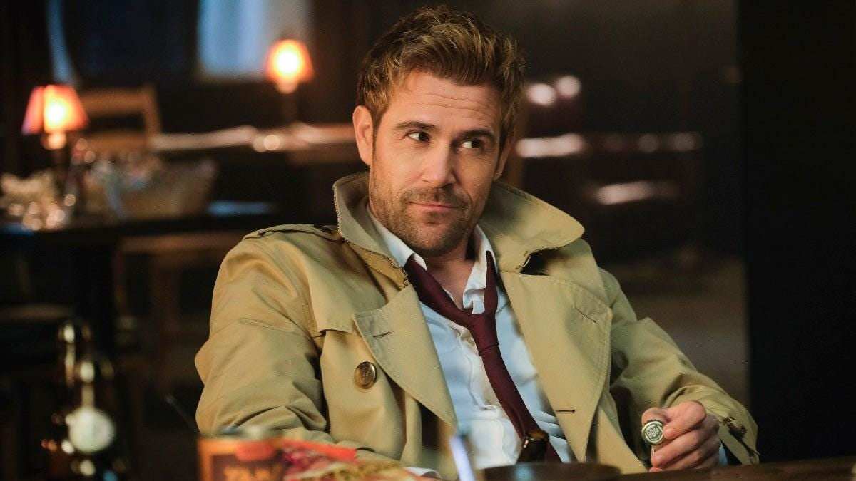 John Constantine is leaving DC's Legends Of Tomorrow