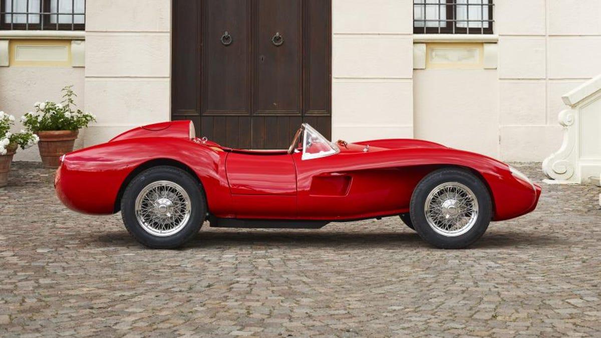Ferrari will Ihnen einen winzigen Testa Rossa verkaufen