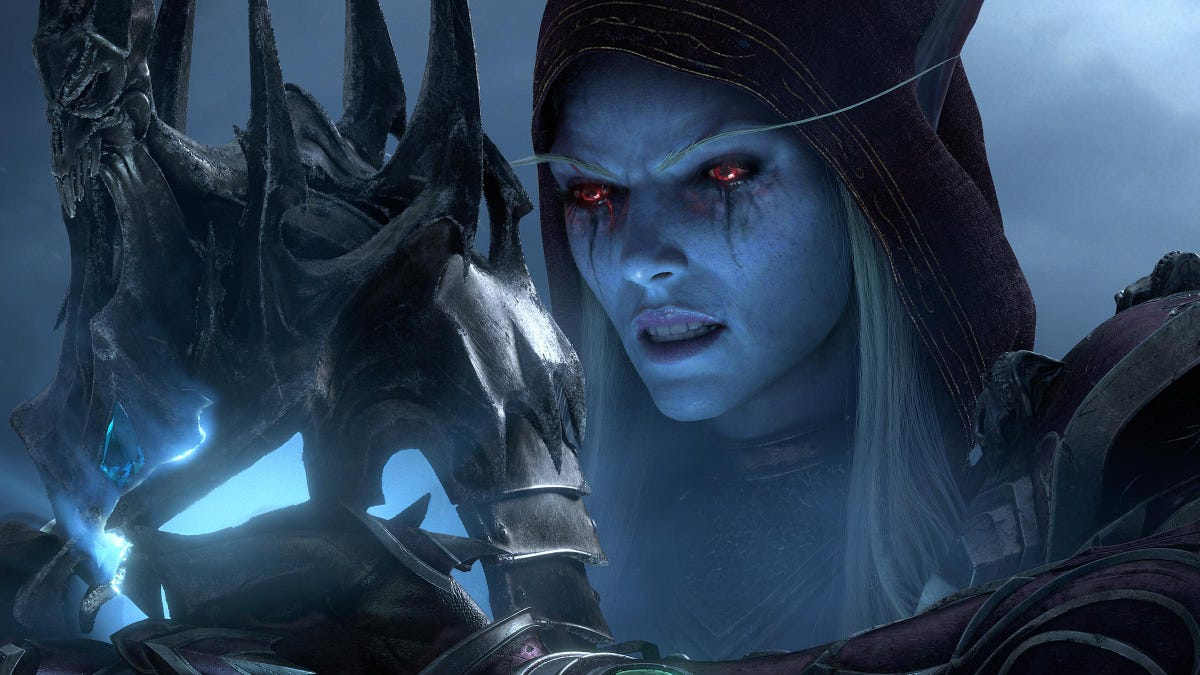 Blizzard Reduces Titty In World Of Warcraft, But Not Sexism At The Company