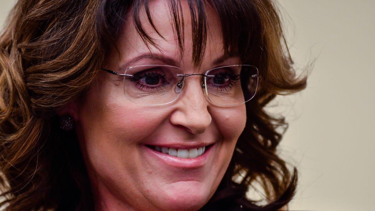 Sarah Palin Is Threatening to Re-Enter Politics