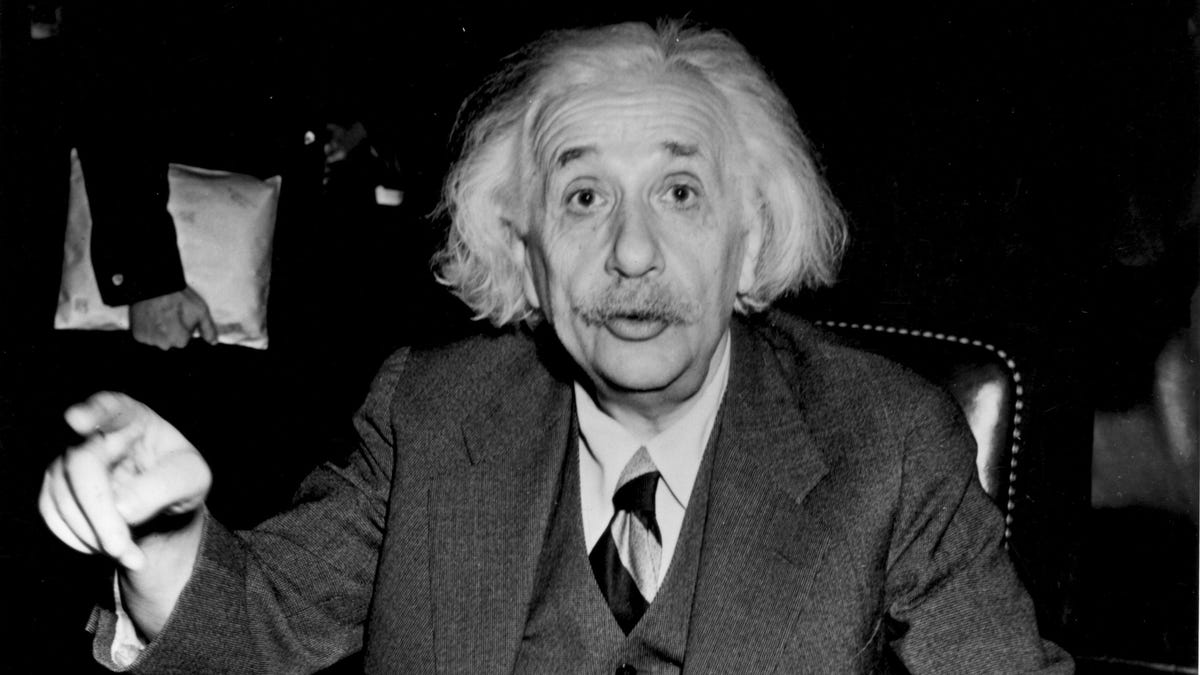 Albert Einstein Ponders Birds and Bees in Previously Unpublished Letter