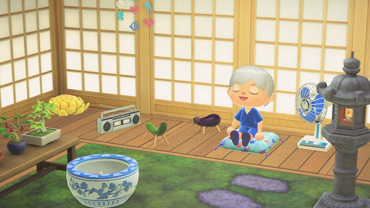 Animal Crossing: New Horizons Adds Eggplant Cows And Cucumber Horses For Dead Spirits - Kotaku