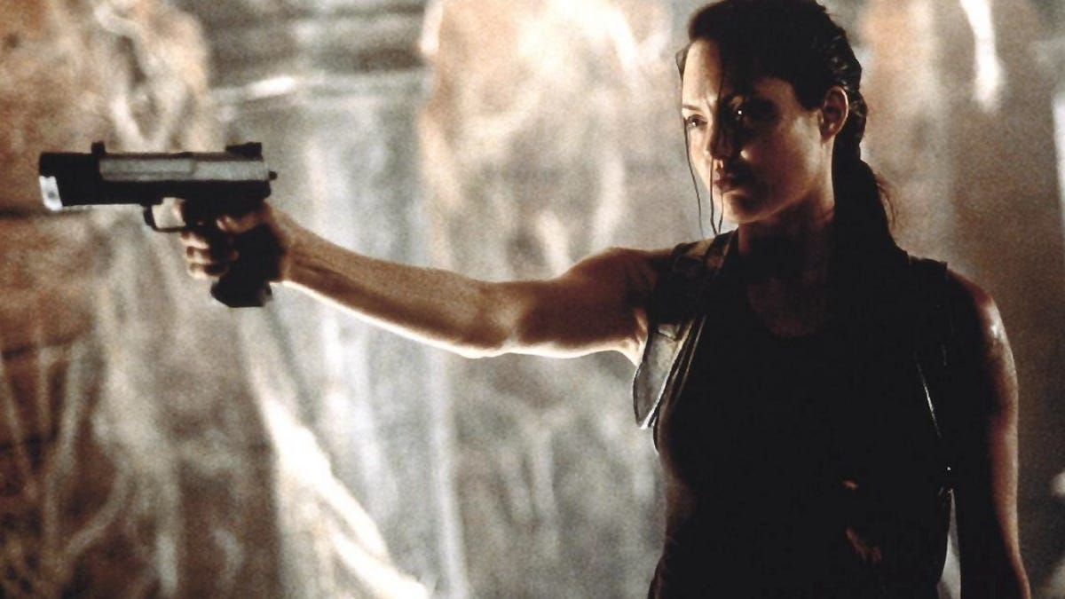 Angelina Jolie Initially Said No to Starring in Tomb Raider