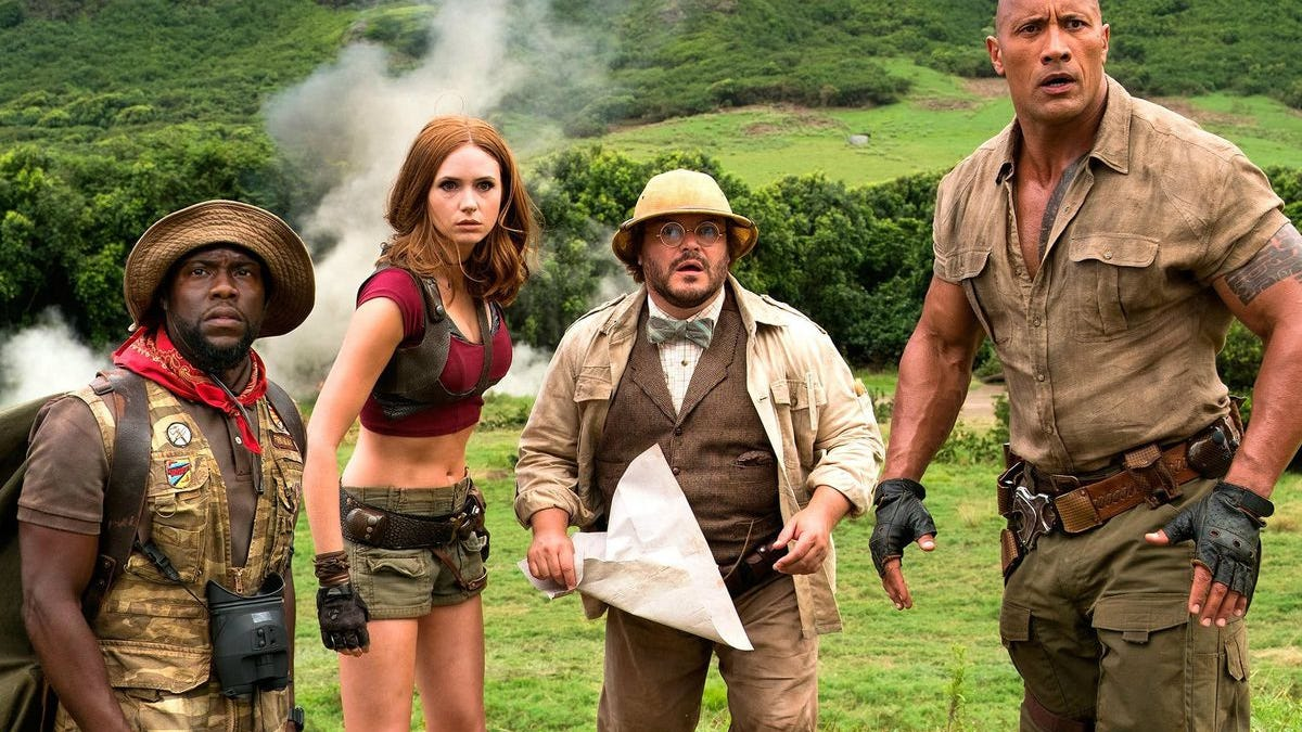 Jumanji 4 is Coming. It's Just a Matter of When thumbnail