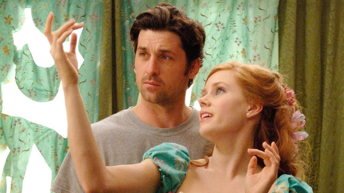 Enchanted Sequel, Disenchanted Heading to Disney+ in 2022 thumbnail