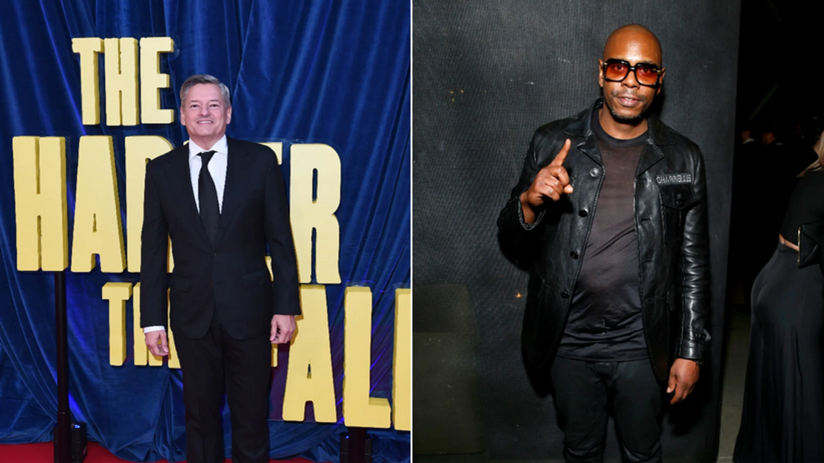 """Netflix co-CEO says he """"screwed up"""" his Dave Chappelle response"""