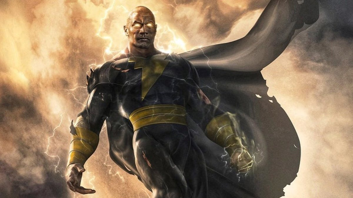 Will Black Adam Shift the Balance of Power in the DCEU? thumbnail