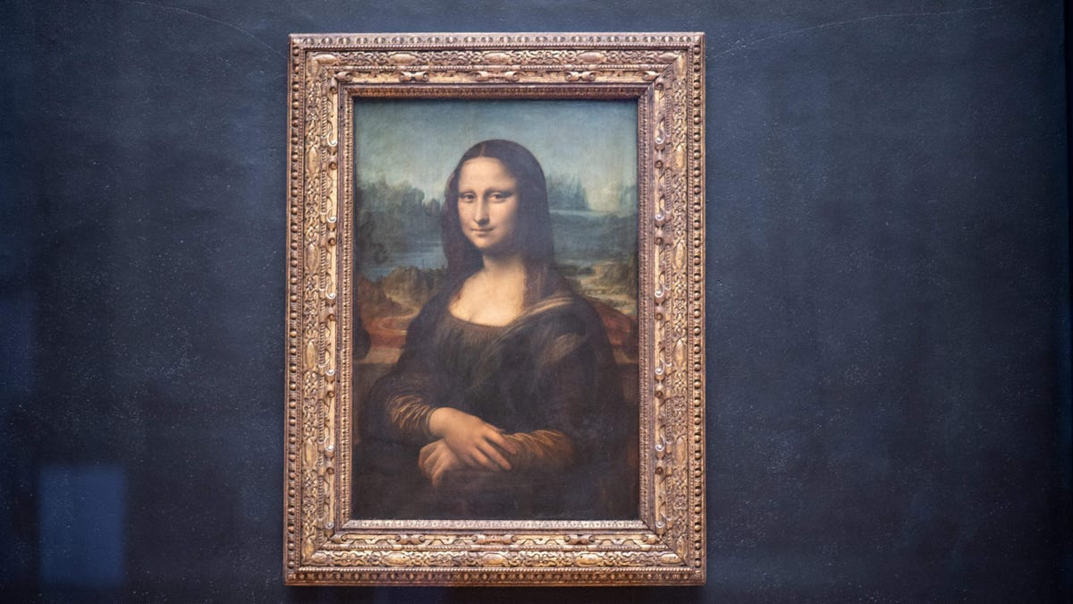 Thousands Have Signed an Online Petition for Jeff Bezos to Buy and Eat the Mona Lisa - Gizmodo