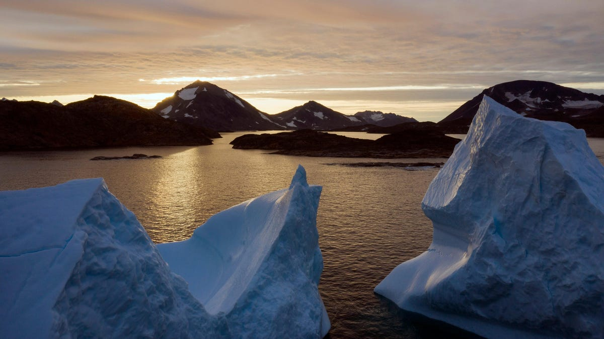 Greenland Lost Enough Ice in a Single Day to Cover Florida