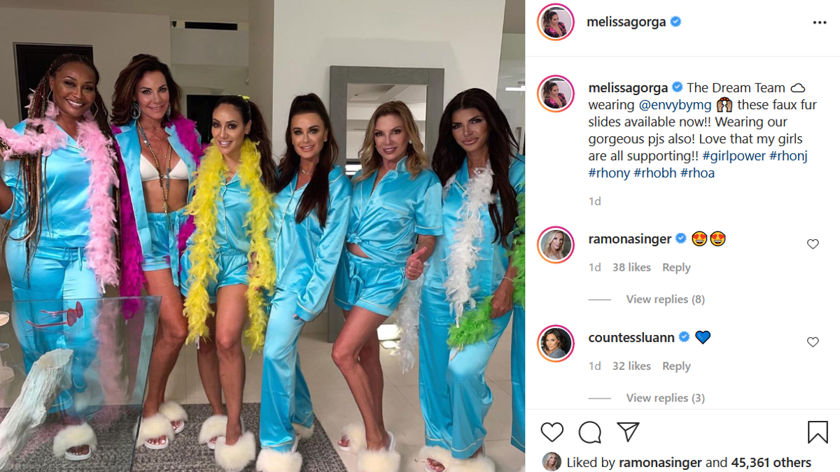 Hell Is the Real Housewives 'All Stars' Cast House