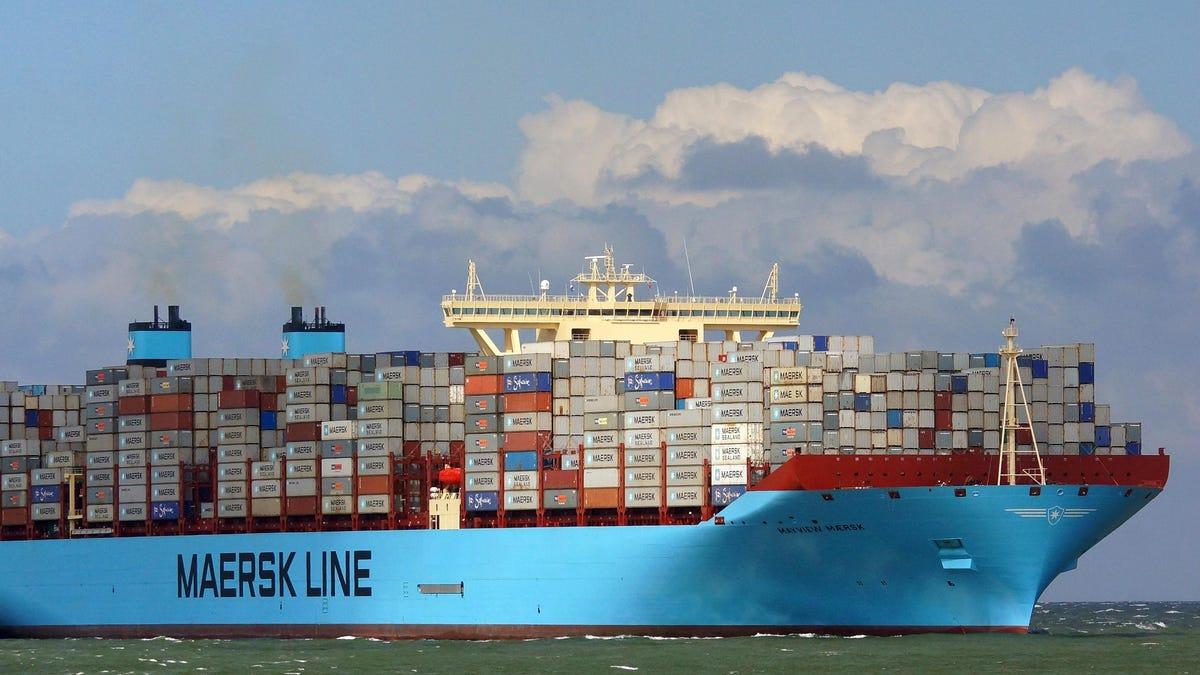 Der dänische Schifffahrtsriese Maersk hat neue Ozeanriesen in Auftrag gegeben, die das Potenzial haben, klimaneutral zu sein