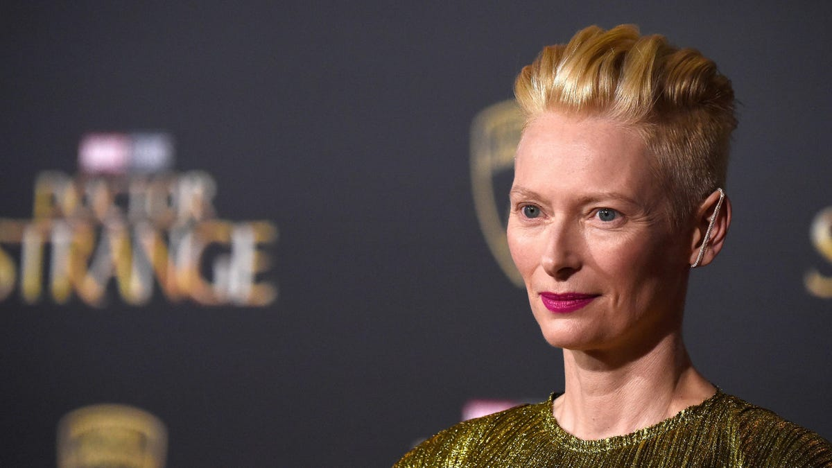Kevin Feige admits Tilda Swinton's Ancient One casting was a mistake