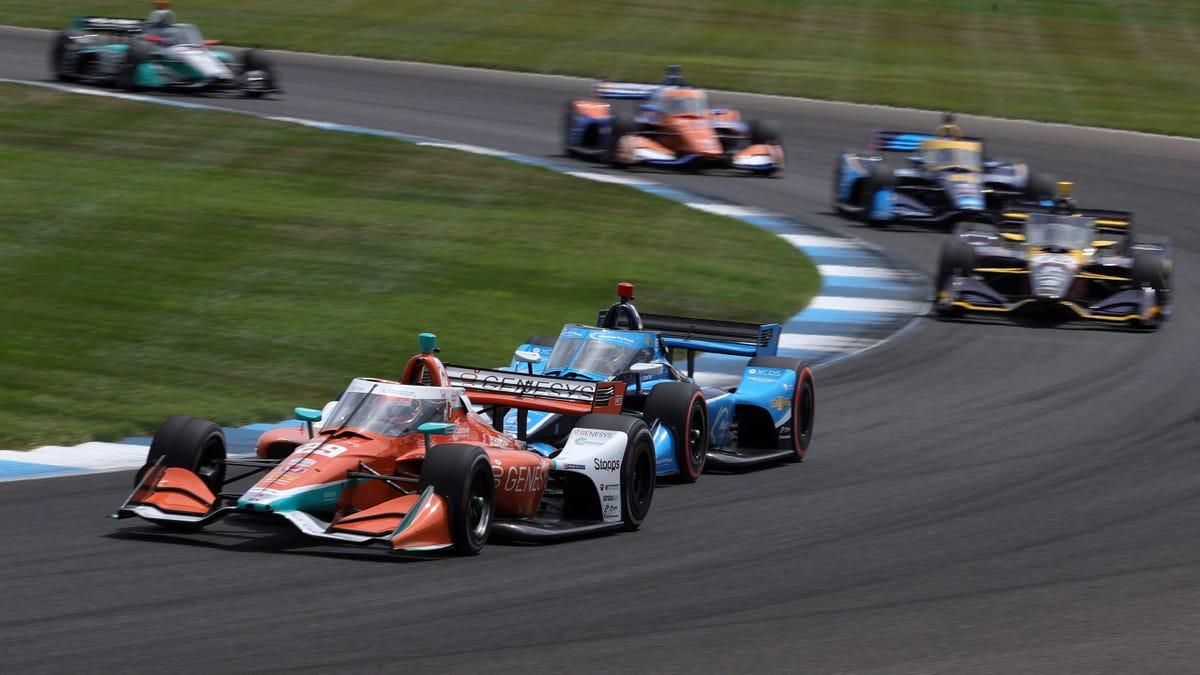 Die Formel 1 wird weiterhin ihre besten Talente an IndyCar verlieren€