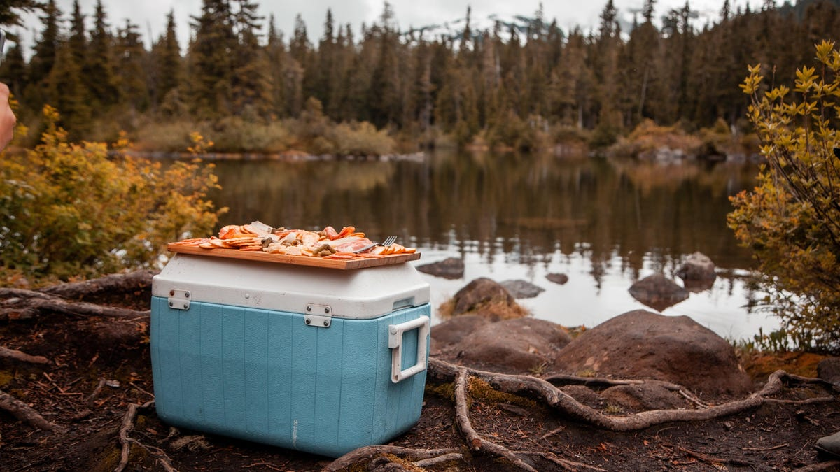 Your Next Camping Trip Needs a Charcuterie Board
